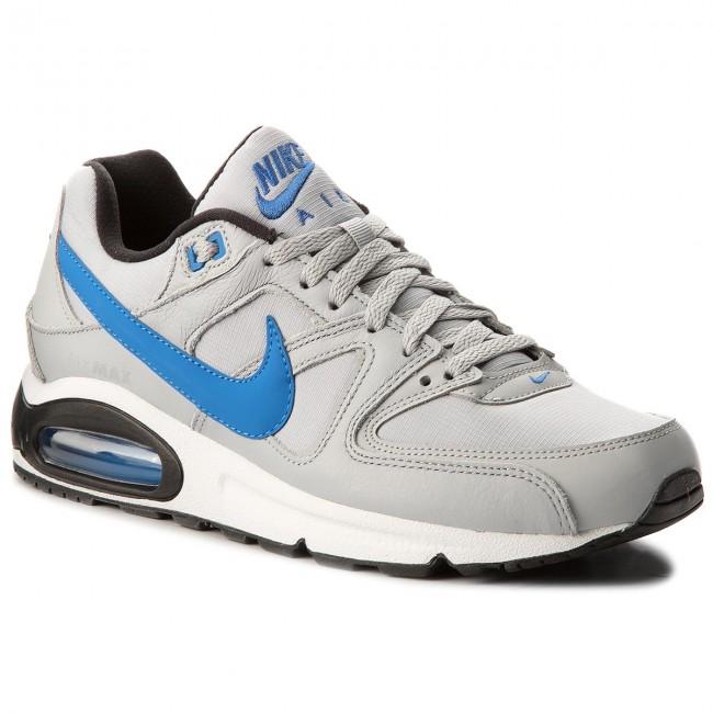 premium selection 1d7d6 64af0 Shoes NIKE. Air Max Command 629993 036 Wolf Grey Signal Blue Black
