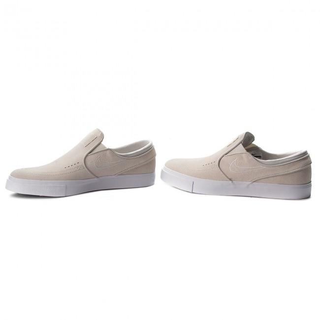 edc8709d051 Shoes NIKE - Zoom Stefan Janoski Slip 833564 100 White Light Bone White