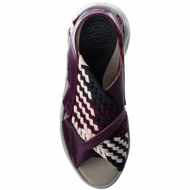 79e761a77bd Sandals NIKE - Air Huarache Huarache Ultra 885118 604 Bordeaux Guava Ice Desert  Sand - Casual sandals - Sandals - Mules and sandals - Women s shoes ...
