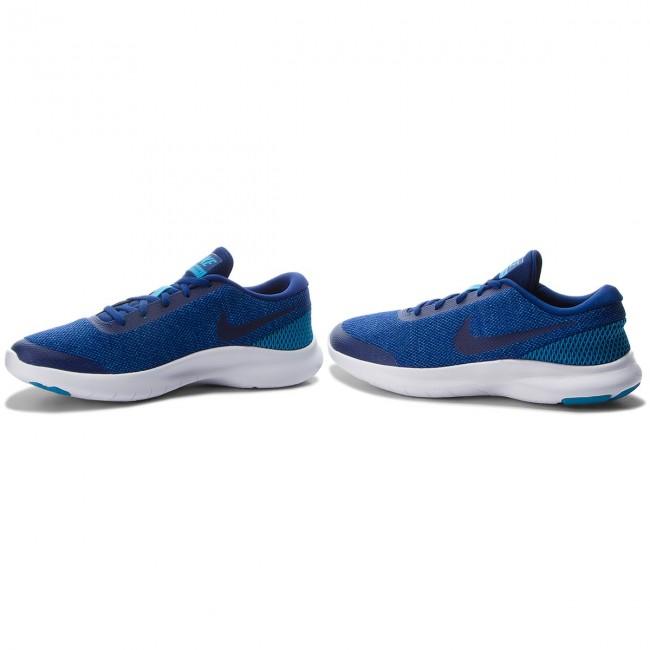 0d6c206bb74 Shoes NIKE - Flex Experience Rn 7 908985 403 Deep Royal Blue Blue Hero