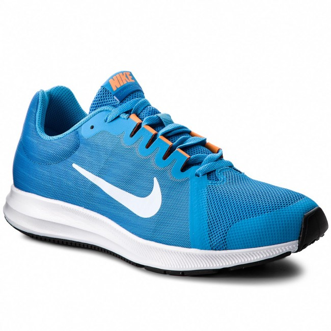 04896e9fc73 Shoes NIKE - Downshifter 8 (GS) 922853 402 Blue Hero Football Grey ...