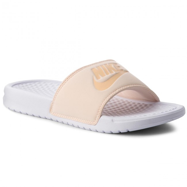 0f387d5479e8 Slides NIKE - Benassi Jdi Pastel Qs AA4150 800 Orange Quartz Ice ...