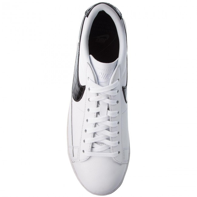baa972643407 Shoes NIKE - Blazer Low BQ0033 100 White Black - Sneakers - Low shoes -  Women s shoes - www.efootwear.eu
