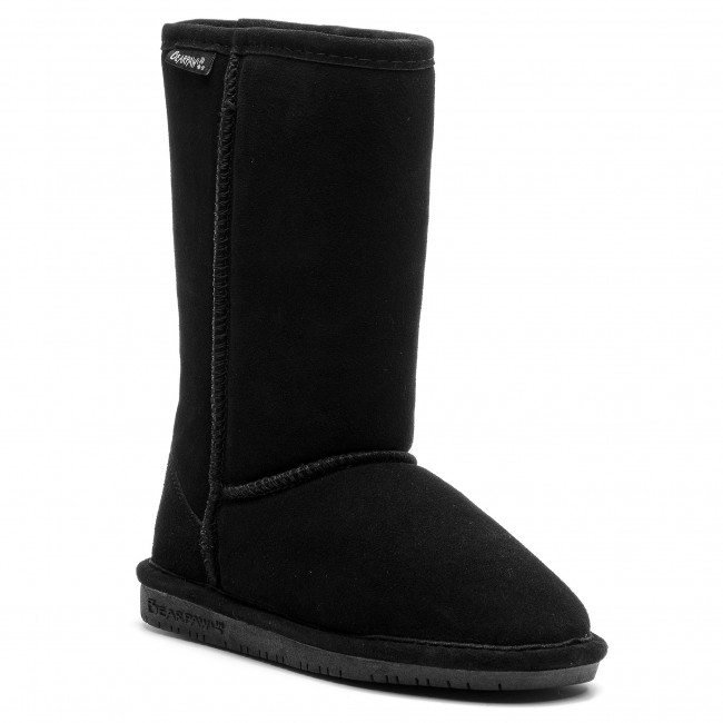 Shoes High boots 618Y BEARPAW and Black Youth Tall Emma Boots rwr0Tf