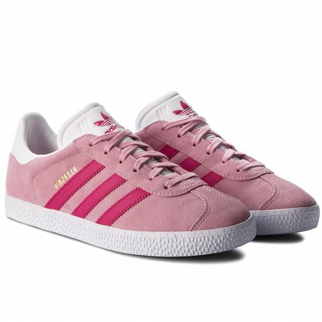 Shoes adidas - Gazelle J B41517 Clpink Reamag Ftwwht - Sneakers - Low shoes  - Women s shoes - www.efootwear.eu 7488a9d65b0