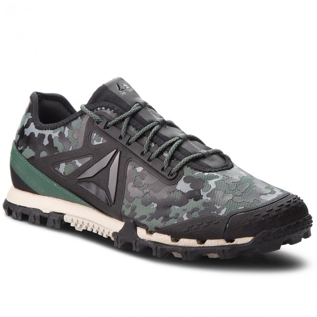 Salomon camouflage running shoes   Running shoes for men
