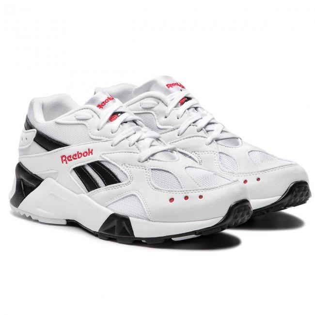 087bedc3d55 Shoes Reebok - Aztrek CN7187 White Black Excellent Red - Sneakers ...