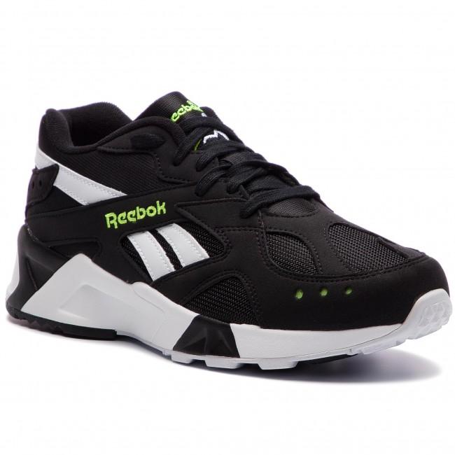 6e8ebe26c1e6b7 Shoes Reebok - Aztrek CN7188 Black White Solar Yellow - Sneakers ...