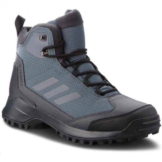 new arrival eea66 f2437 Shoes adidas - Terrex Heron Mid Cw Cp AC7842 GrefivGrefivCarbon