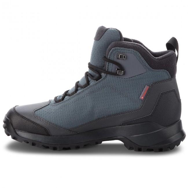 Shoes adidas Terrex Heron Mid Cw Cp AC7842 GrefivGrefivCarbon