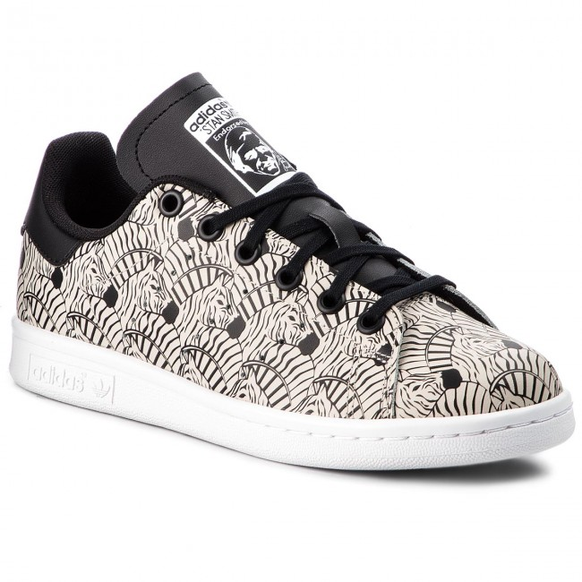 Shoes adidas - Stan Smith J B37305 Cbrown Cbrown Ftwwht - Sneakers ... a8f9f83d0925