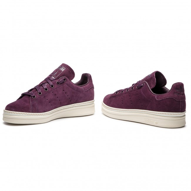 half off 7d1da 3f2c0 Shoes adidas - Stan Smith New Bold W B37301 NobredNobredOwhite