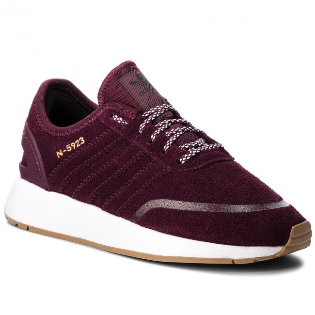 Shoes adidas - N-5923 J B37289 Maroon