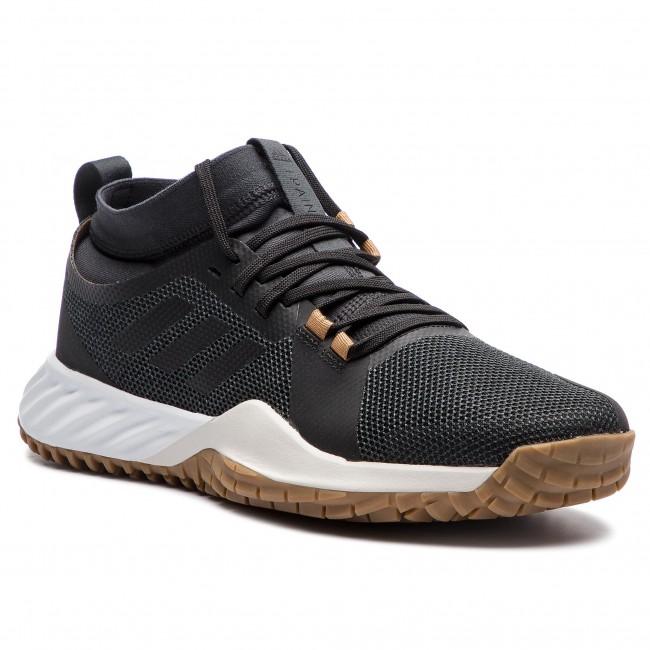 new styles cb35f 931eb Shoes adidas - CrazyTrain Pro 3.0 Trf M DA8677 CblackCblackRawdes