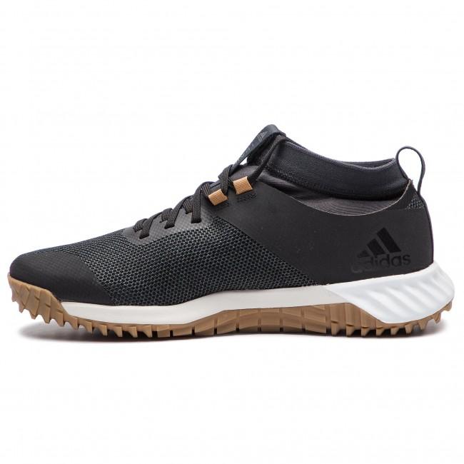 finest selection 52743 60b38 Shoes adidas - CrazyTrain Pro 3.0 Trf M DA8677 CblackCblackRawdes -  Indoor - Running shoes - Sports shoes - Mens shoes - www.efootwear.eu