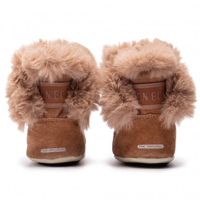 Moon Boot Junior Shoes Crib Suede 34010300001