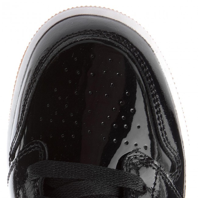 78d8ebeb5f8a Shoes NIKE - Air Jordan 1 Low Gg 554723 032 Black Metallic Gold White -  Sneakers - Low shoes - Women s shoes - www.efootwear.eu