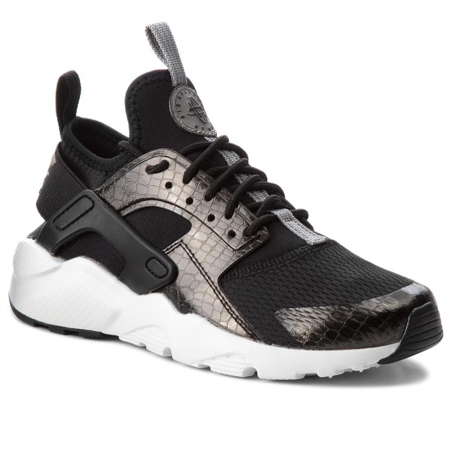 Shoes NIKE - Air Huarache Run Ultra Gs 847569 021 Black Mtlc Pewter ... ad709481a27