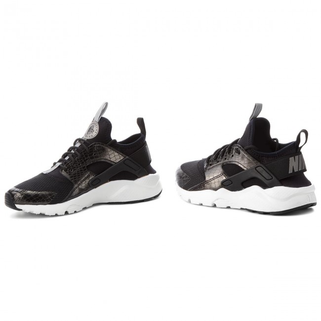 b50ca2a5708d Shoes NIKE - Air Huarache Run Ultra Gs 847569 021 Black Mtlc Pewter Black