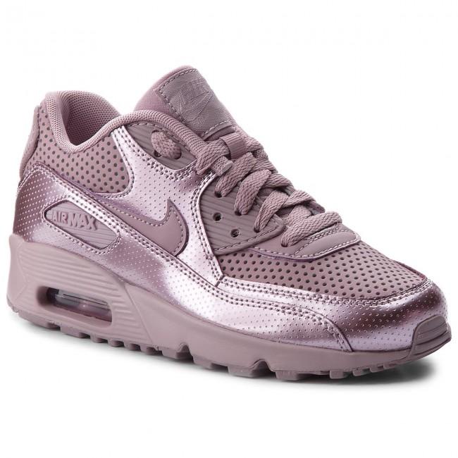 c132986f42 Shoes NIKE - Air Max 90 Se Ltr (GS) 859633 600 Elemental Rose ...