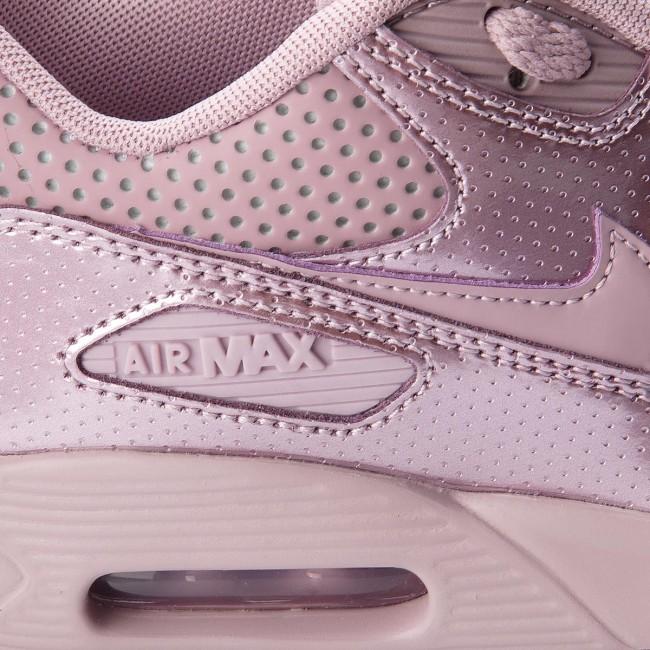 Shoes NIKE Air Max 90 Se Ltr (GS) 859633 600 Elemental RoseElemental Rose