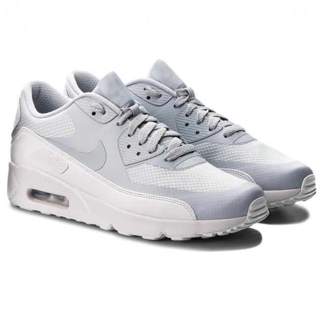 Shoes NIKE Air Max 90 Ultra 2.0 Essential 875695 017 Vast GreyWolf GreyWhite
