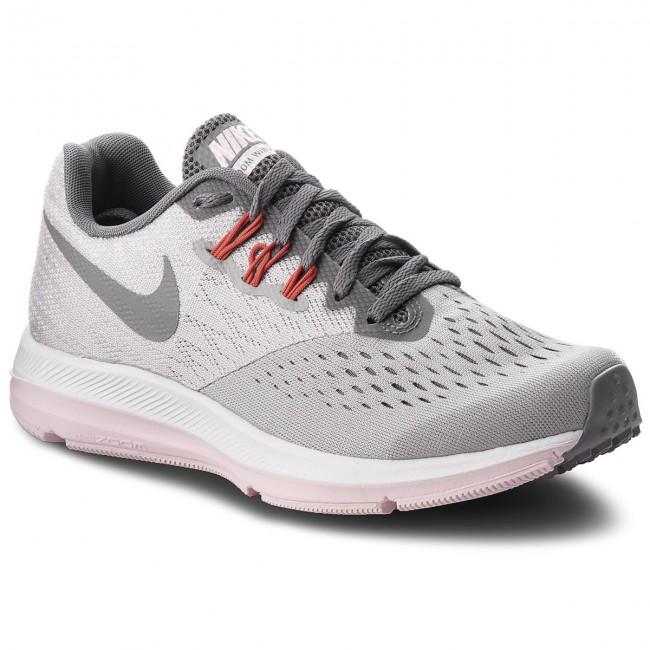 68f3007007f0 Shoes NIKE - Zoom Winflo 4 898485 010 Atmosphere Grey Gunsmoke ...