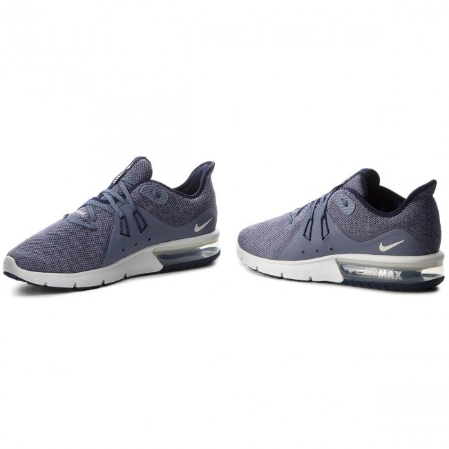 competitive price 6011d abafb Shoes NIKE - Air Max Sequent 3 921694 402 Obsidian Summit White