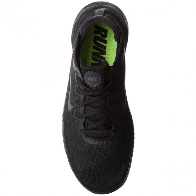 f21359ba19471 Shoes NIKE - Free Rn 2018 942837 002 Black Anthracite - Indoor - Running  shoes - Sports shoes - Women s shoes - www.efootwear.eu