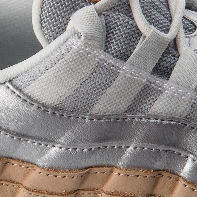 Shoes NIKE Air Max 95 Se Prm AH8697 002 Pure PlatinumMetallic Silver