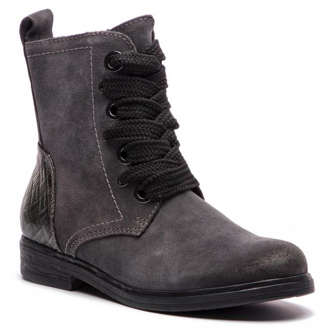 871a1e35070 Boots MARCO TOZZI - 2-25236-21 Dk.Grey Comb 225 - Boots - High boots ...