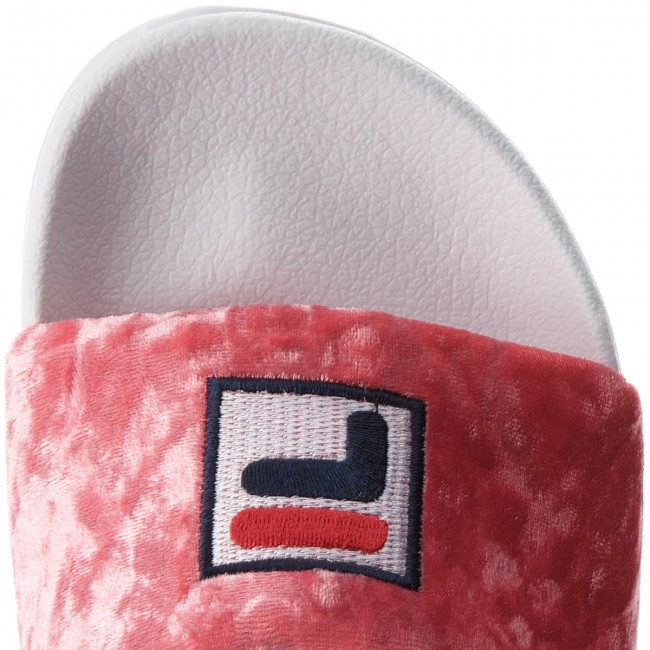 a009288f3112 Slides FILA - Palm Beach V Slipper Wmn 1010342.70S Strawberry Pink - Casual  mules - Mules - Mules and sandals - Women s shoes - www.efootwear.eu