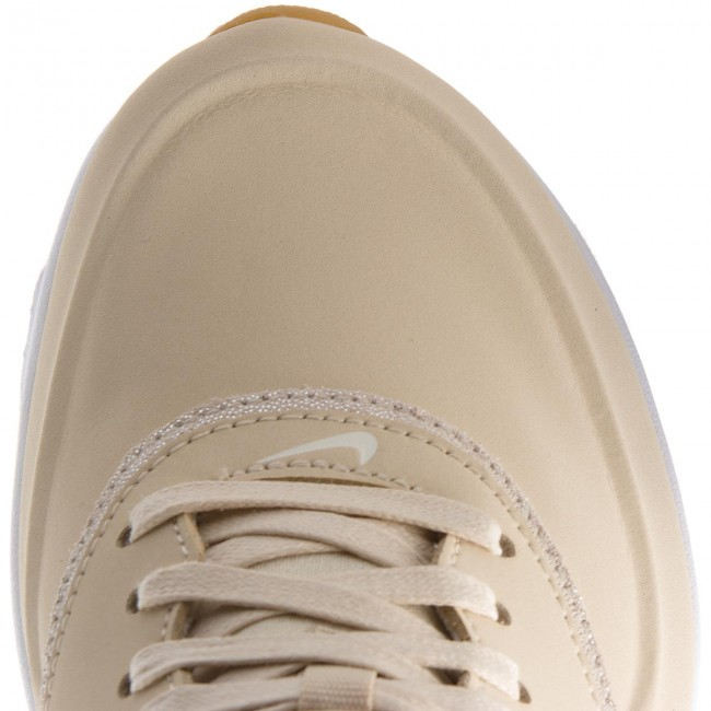 sale retailer c7187 30683 Shoes NIKE - Air Max Thea Prm 616723 204 Beach Beach Metallic Gold Sail -  Sneakers - Low shoes - Women s shoes - www.efootwear.eu