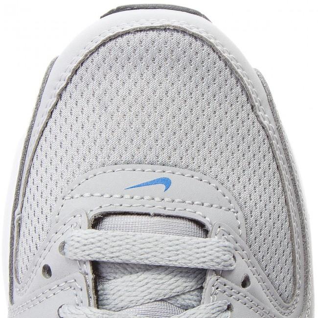 c92740139e4d4f Shoes NIKE - Air Max Command Flex (GS) 844346 007 Wolf Grey Signal  Blue Black - Sneakers - Low shoes - Women s shoes - www.efootwear.eu