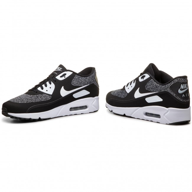 Limón Asombro Tender  Shoes NIKE - Air Max 90 Ultra 2.0 Essential 875695 019 Black/White/Metallic  Silver - Sneakers - Low shoes - Men's shoes | efootwear.eu