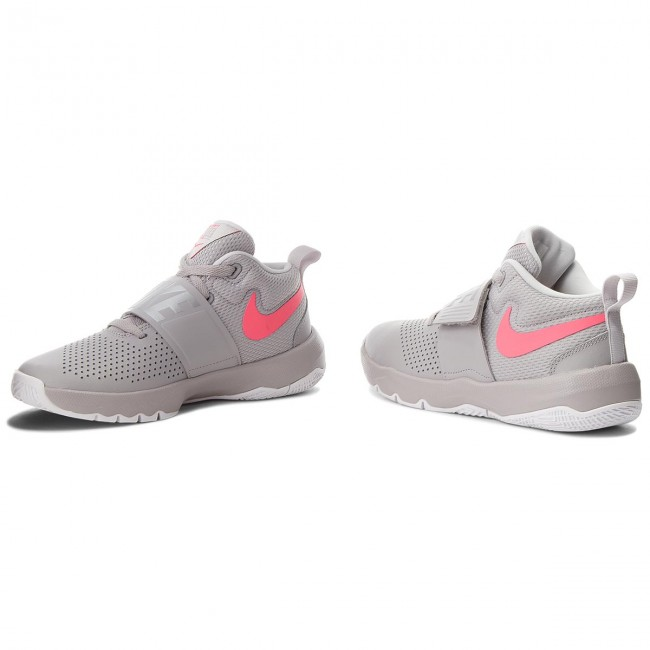 Shoes NIKE - Team Hustle D 8 (GS) 881941 011 Atmosphere Grey Racer ... f84fde4fdea4