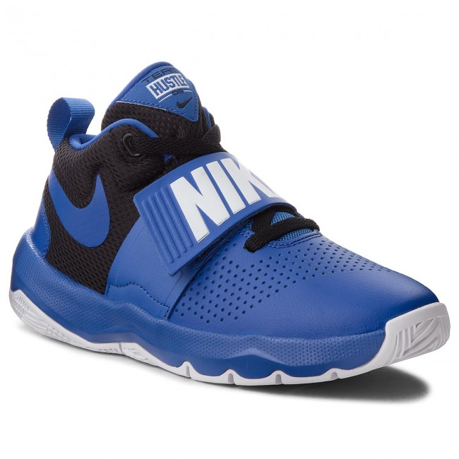 check out 4b85f b9dfe Shoes NIKE - Team Hustle D 8 (GS) 881941 405 Game Royal Game