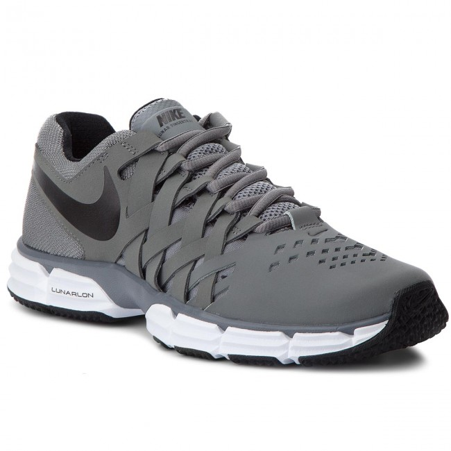 4ffa1c4c589b3 Shoes NIKE - Lunar Fingertrap Tr 898066 020 Cool Grey Black ...