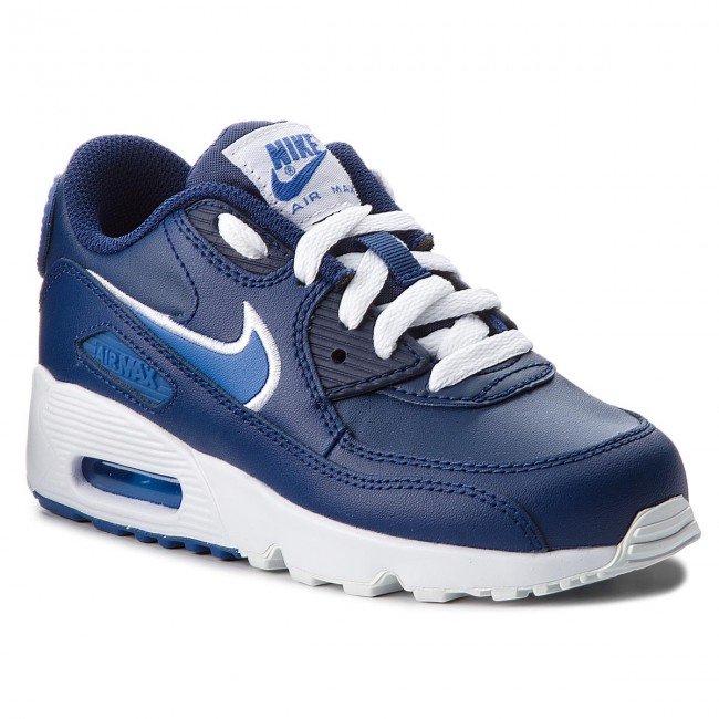 Shoes NIKE - Air Max 90 Ltr (PS) 833414 409 Blue Void Game Royal ... 334defddb