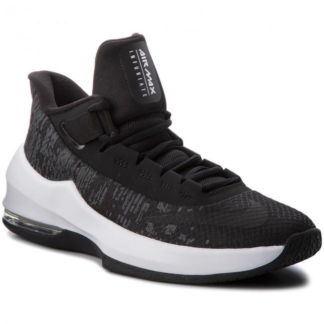 Shoes NIKE - Air Max Infuriate II Gs AH3426 001 Black Black White ... ee11e5e6ba