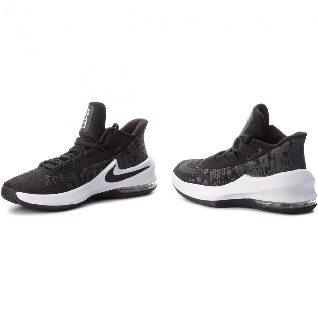 b15fa24144a Shoes NIKE - Air Max Infuriate II Gs AH3426 001 Black Black White ...