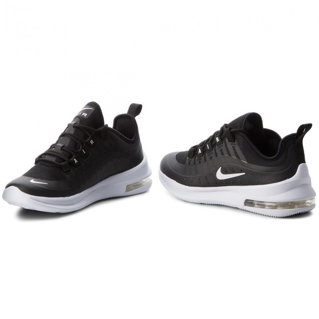 outlet store 12651 49ceb Shoes NIKE - Air Max Axis (GS) AH5222 001 Black White