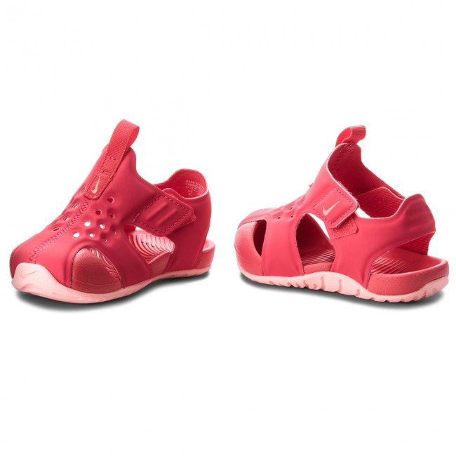 Sandals NIKE - Sunray Protect 2 (TD) 943829 600 Tropical Pink Bleached Coral 735faee3c