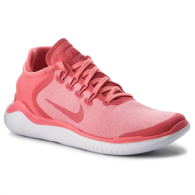 854141f1f4f55 Shoes NIKE - Free Rn 2018 Sun AH5208 800 Sea Coral Tropical Pink ...