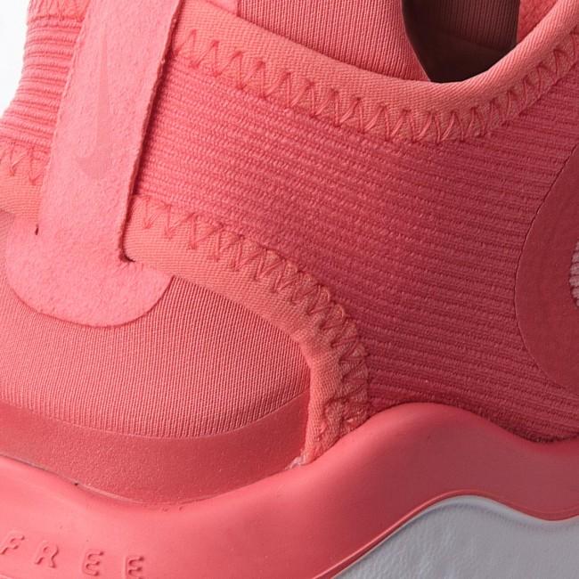 3c410b55023c0 Shoes NIKE - Free Rn 2018 Sun AH5208 800 Sea Coral Tropical Pink ...