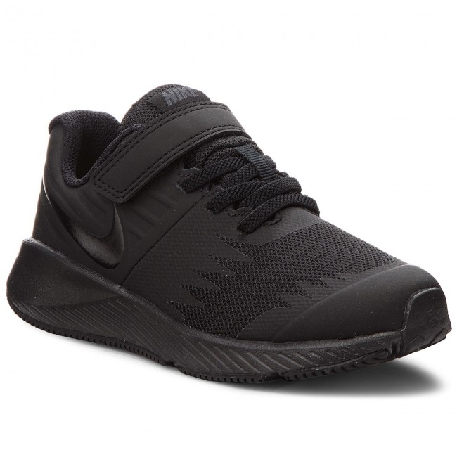 timeless design ac716 a0ec0 Shoes NIKE - Star Runner (PSV) 921443 005 BlackBlackVolt