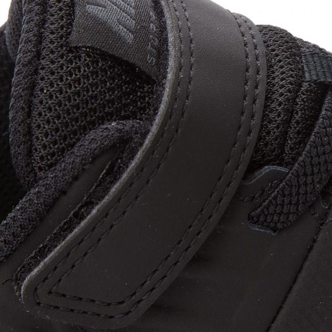 huge selection of a5bb6 da446 Shoes NIKE - Star Runner (PSV) 921443 005 Black Black Volt
