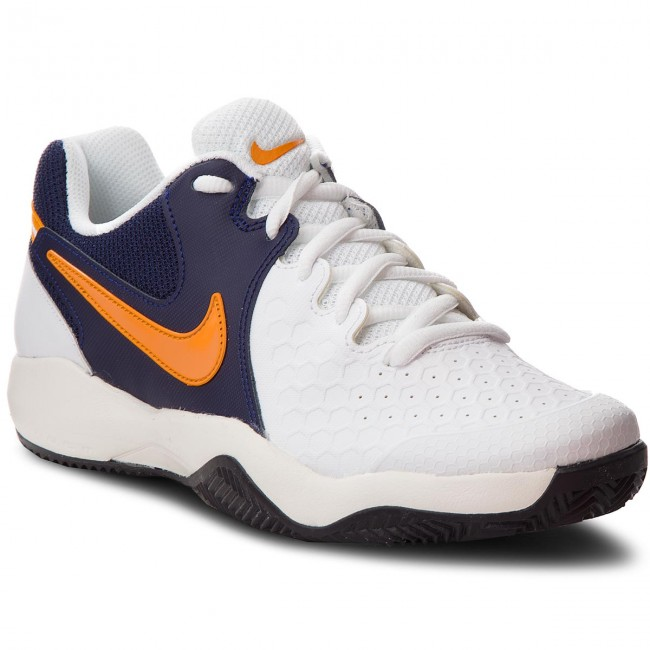 Shoes NIKE - Air Zoom Resistance Cly 922064 180 White Orange Peel ... c9b4f2d6f