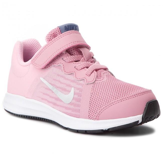 1c5b401f5b6 Shoes NIKE - Downshifter 8 (PSV) 922857 600 Elemental Pink Metallic Silver