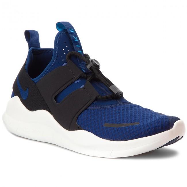 Shoes NIKE - Free Rn Cmtr 2018 AA1620 400 Blue Void Blue Void Black ... eceb3dde2